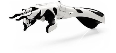 Open Source 3D Printed Prosthetic Hand by Exiii | Make: | Internet of Things - Lars | Scoop.it