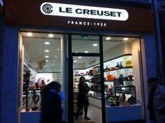 Paris : ouverture de la première boutique en France le Creuset  - France 3 Picardie | Picardie Economie - La Picardie dans les medias | Scoop.it