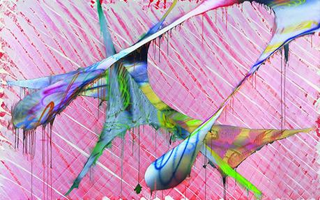 Exposition<br/>Katharina Grosse &agrave; Baden-Baden en For&ecirc;t-Noire | Arts vivants, identit&eacute; europ&eacute;enne - Living Arts, european Identity | Scoop.it