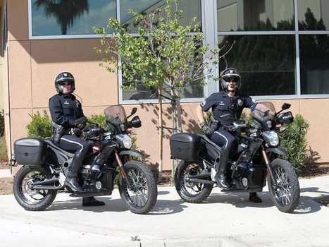 Motorcycle Cops In Ceres Go Green With New Electric Motorcycles - Capital Public Radio News | Electric Motorcycle | Scoop.it