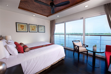 Avalon Launches All-Suite Mekong River Ship - TravelPulse | Explore River Cruises | Scoop.it