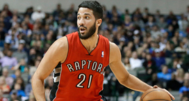 Greivis Vasquez To Re Sign With Raptors On Two Year $13M Deal - RealGM Wiretap | NBA | Scoop.it