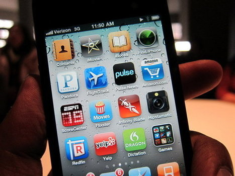 The 88 Best iOS Apps For Mobile Learning - Edudemic | distechnology | Scoop.it