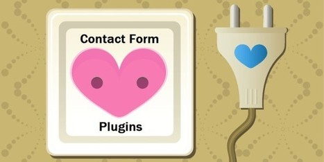 5 Best Contact Form Plugins for WordPress - Small Business Trends | ABCD Blogging | Scoop.it