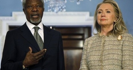"""Top economist, UN advisor and climate activist: """"Clinton is a danger to world peace""""   Global politics   Scoop.it"""