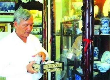 Martial artist fighting for ancient culture | VietNamNet | Kiosque du monde : Asie | Scoop.it