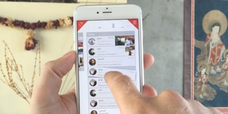 Geronimo: A new email app with almost TOO MANY fresh ideas | Technological Sparks | Scoop.it