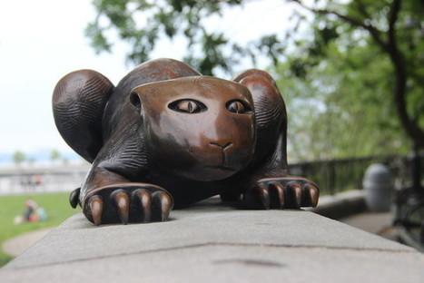 In conversation with the Sculptor - Tom Otterness   Culture and Fun - Art   Scoop.it