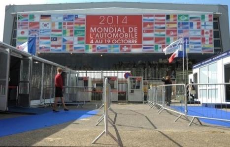 Mondial de l'automobile: un peu plus de visiteurs qu'en 2012 | Actu de l'industrie | Scoop.it