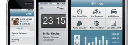 The ultimate list of mobile business apps for freelance designers   Mobile Technology   Scoop.it