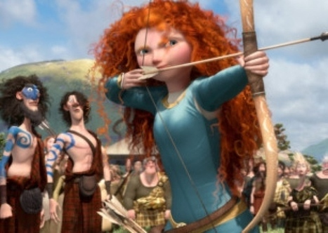 Brave - Pretty close to animated perfection - Mansfield Chad   Leisure.Hobby   Scoop.it