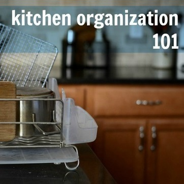 Kitchen Organization Tips from Real Food Real Deals | Best Home Organizing Tips | Scoop.it