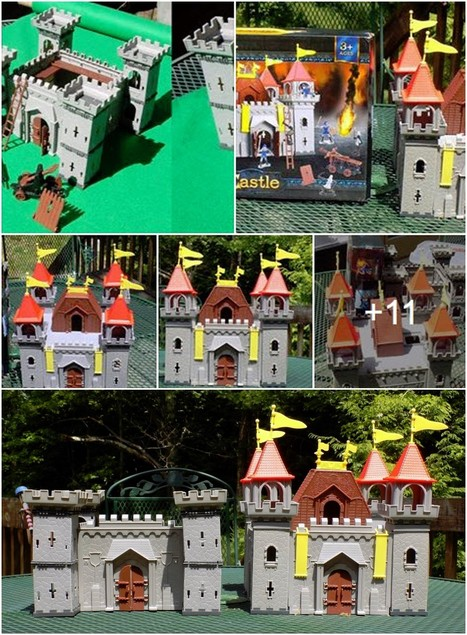 Billy Hill - I found this castle several years ago. It's... | Facebook | Military Miniatures H.Q. | Scoop.it