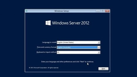 Top 10 Features In Windows Server 2012 You Should Already Be Using - Lifehacker Australia | Web Site & Domain Services | Scoop.it