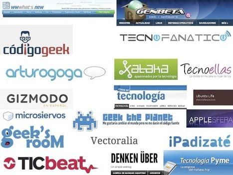 20 sitios que no dejo de visitar, para en tecnología a la última estar ~ Investigando las TIC en el aula. | TICS | Scoop.it