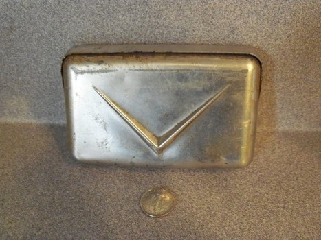 Vintage Cadillac Ashtray | Antiques & Vintage Collectibles | Scoop.it