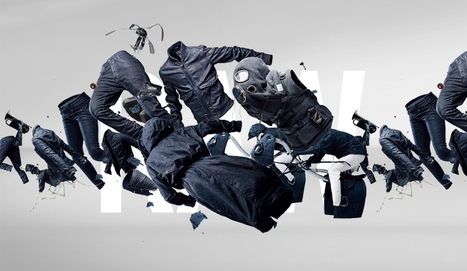 G-Star New Denim Arrivals | Webdesign & inspirations | Scoop.it