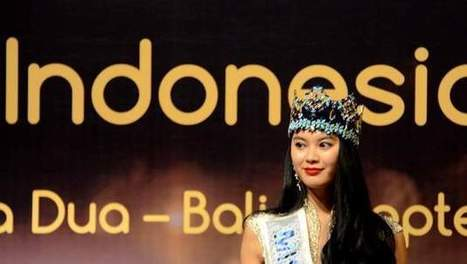 La finale de Miss Monde déplacée à Bali en raison de protestations | Les news de Balisolo | Scoop.it