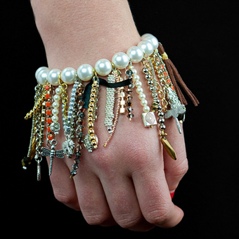 Fringe: A Top Jewelry Trend for 2014 | G3 & ME:  Lifestyle of the Glitzy-Glam Girl | Scoop.it
