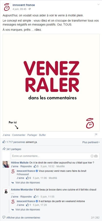 30 conseils concrets pour bien rédiger ses publications sur les réseaux sociaux | Institut Pellerin Formation | Digital Marketing Cyril Bladier | Scoop.it