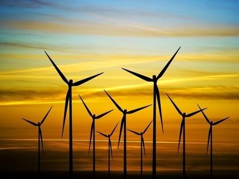 Apple to harness stored wind energy via new on-demand system - GreenBiz.com | Native American Tribal Energy | Scoop.it