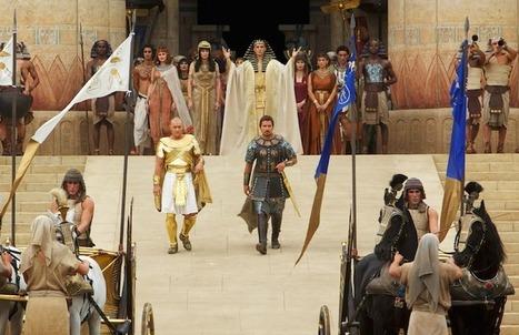 EXCLU - Sur l'enregistrement de la musique d'Exodus : Gods and Kings de Ridley Scott | Bibliothèque des sciences de l'Antiquité | Scoop.it