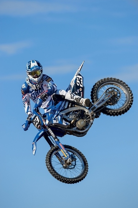 2015 Yamaha Racing R&D Off-Road Tuning Parts | Motorcycle Industry News | Scoop.it