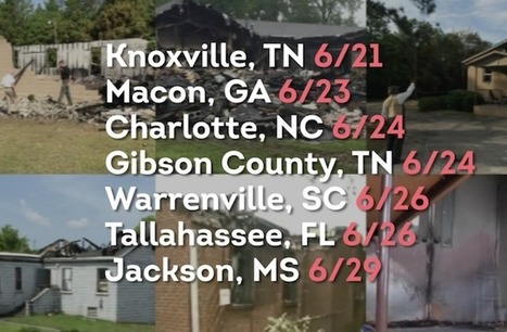 Muslim Groups Have Raised Over $52,000 to Repair Burned Black Churches | Community Village Daily | Scoop.it