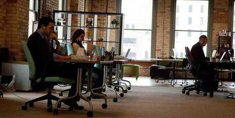 5 Tricks To Increase Productivity In An Open Office | Lease Office Space | Scoop.it