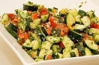 Salat Yisraeli - delicious food from Israel   Recipes and Foods   Scoop.it