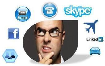 Cooperative Communication: Digital versus Voice | Educational technology | Scoop.it