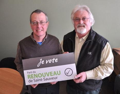 La campagne électorale débute à Saint-Sauveur | Politique | Actualités | Laurentides | CAQ BERTRAND | Scoop.it