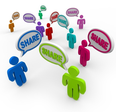 How Social Sharing Impacts Healthcare #hcsm   EdMedandTech   Scoop.it