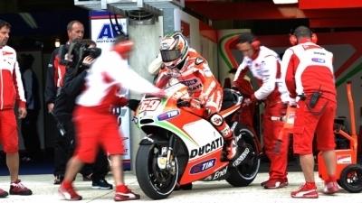Hayden Passes On New Spec Motor   MotoGP.com   Ductalk Ducati News   Scoop.it