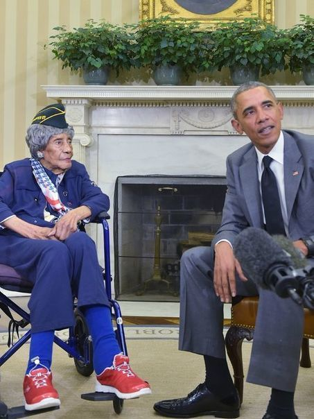 Emma Didlake, nation's oldest veteran dies at age 110 | Black History Month Resources | Scoop.it