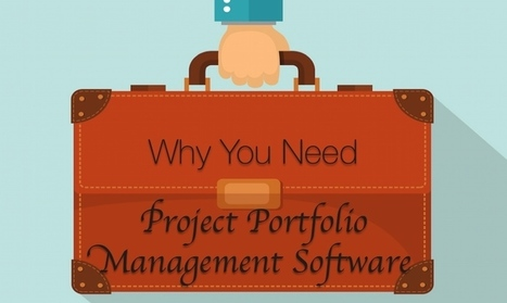 3 Reasons You Need Project Portfolio Management Software   Project Portfolio Management   Scoop.it