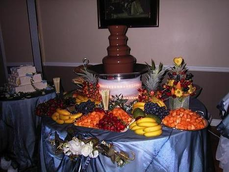 Four factors to consider before hiring a chocolate fountain for event | Festiveice | wedding and event planning | Scoop.it