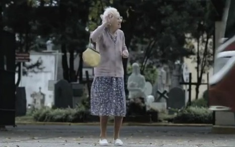 Grandma Dies 6 Times in Ad, But It's For a Good Cause [VIDEO]   Prozac Moments   Scoop.it