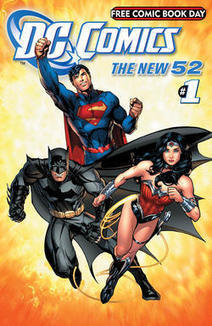 DC Releases Free Comic Book Day Details - Comic Book Resources | Comic Books | Scoop.it