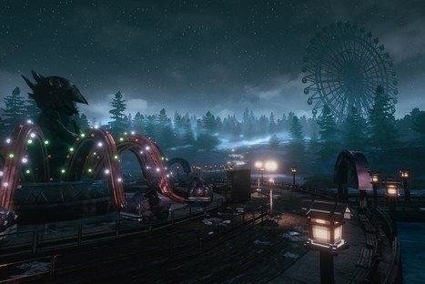 'The Park' Shows How Video Games Are Experimenting With Horror | Gothic Literature | Scoop.it