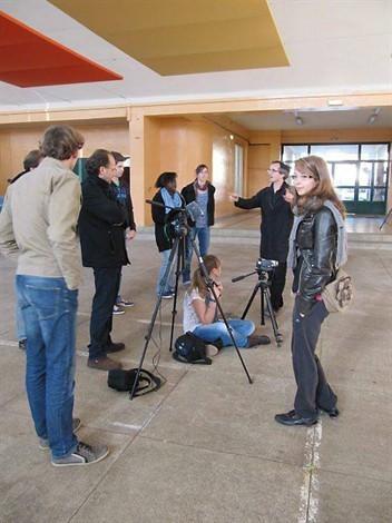 La ville vue et filmée par des adolescents - Ouest-France | ville au cinéma | Scoop.it