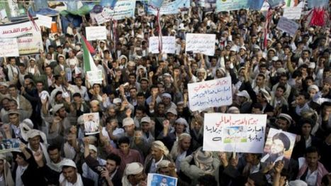 #Yemen: conference marks International al-Quds day | From Tahrir Square | Scoop.it