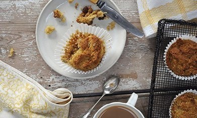 Gluten-free, egg-free butternut squash breakfast muffin recipe - The Guardian | @FoodMeditations Time | Scoop.it