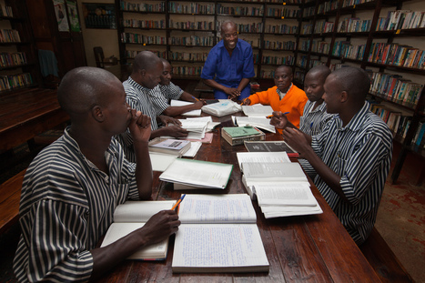 Global lessons in prison education | Digital literacies for incarcerated students | Scoop.it