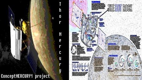 Thor Mercury - Google+ | Concept MERCURY 1 project. | Scoop.it