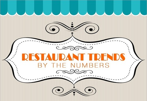 Restaurant Trends by the Numbers | Opening A Business | Scoop.it
