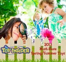 """The Toy Insider™ """"Springs into Summer"""" with the Top Toys for Fun in the Sun - PR Web (press release) 