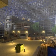Minecraft 101: The Underwater Dome Project | Augmented, Alternate and Virtual Realities in Higher Education | Scoop.it