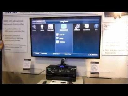 La première interface domotique en surimpression à l'écran | Soho et e-House : Vie numérique familiale | Scoop.it