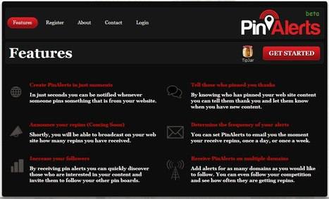 Pinterest Alerts by PinAlerts.com | Time to Learn | Scoop.it